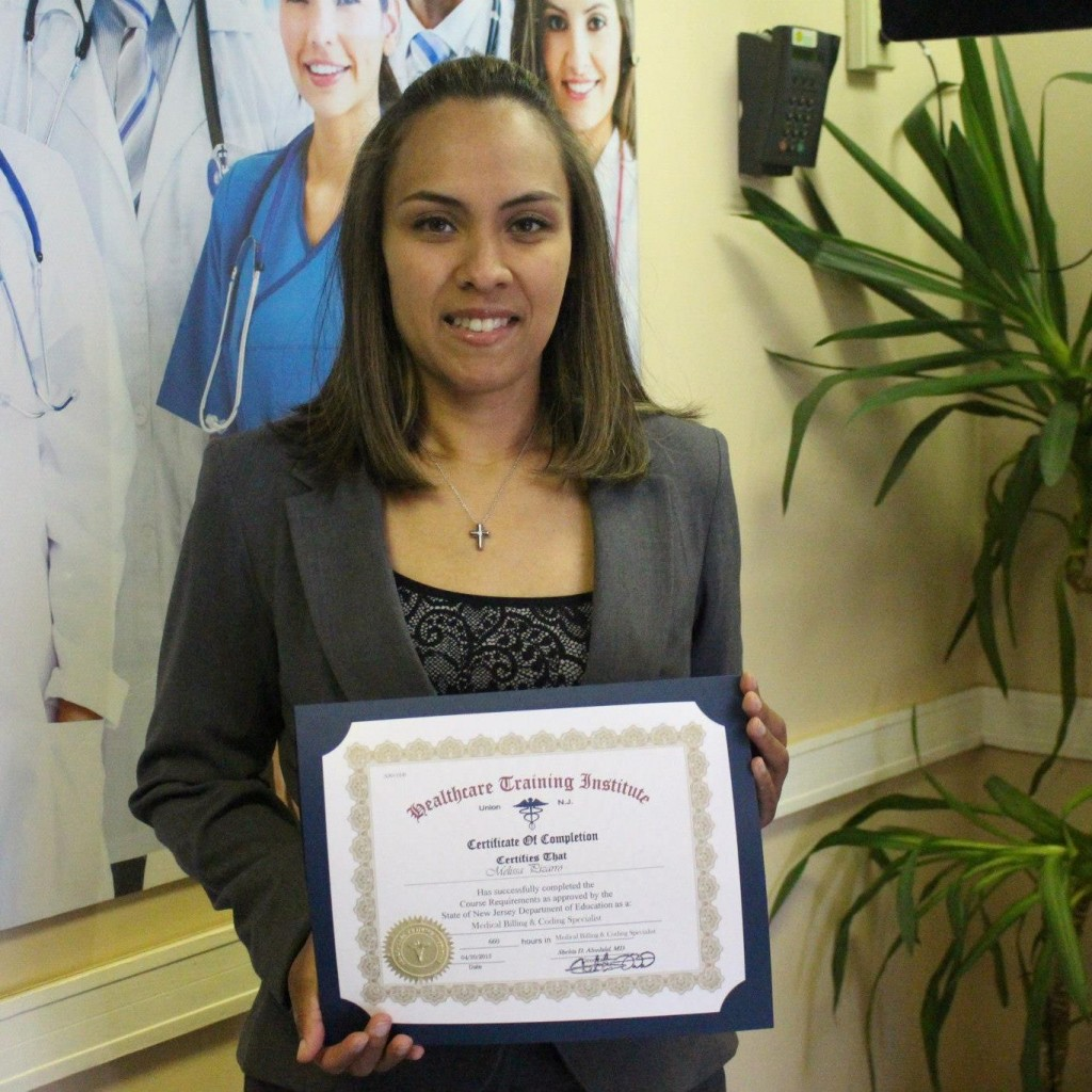 medical billing & coding graduate